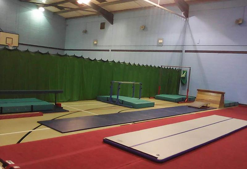 Phoenix Wood Gymnastics